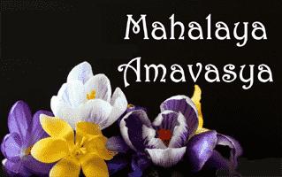 Mahalaya Amavasya Rangoli Design
