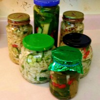 pickled goodness 4A