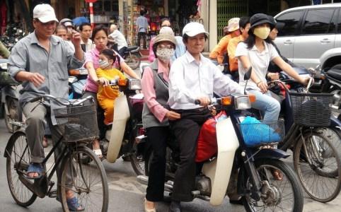 ベトナムでAndroidスマートフォンを使った
