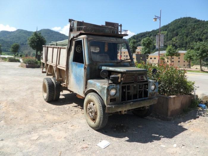 まだまだ現役っぽいトラック