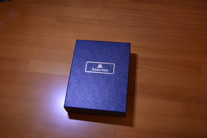 ローファー MICRO5 11mm の箱