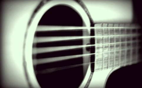 ソロ・ギターのひととき
