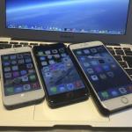 iPhone 4と5を6にするためSoftBankのタダで機種変更キャンペーンに申し込んできた