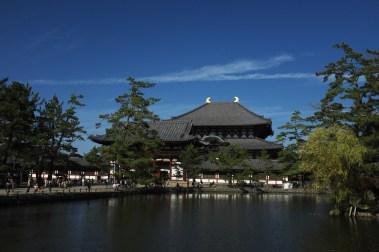 X100Sで撮った東大寺 その1