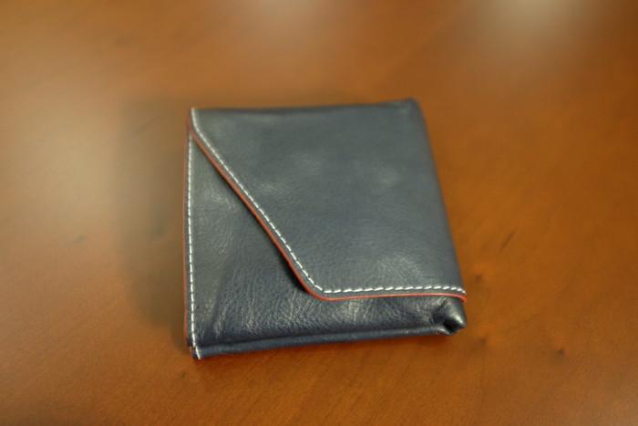 旅行財布を実際に5日間ほど使用した状態