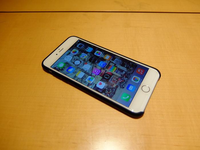 SIMロックフリー版iPhone 6 Plus