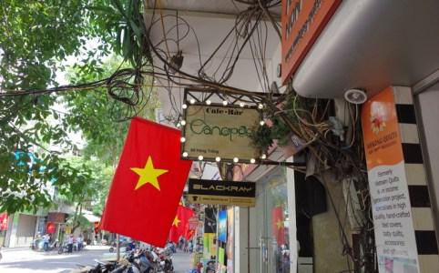 ベトナムでも使えるHuawei モバイル WIFI ルーター