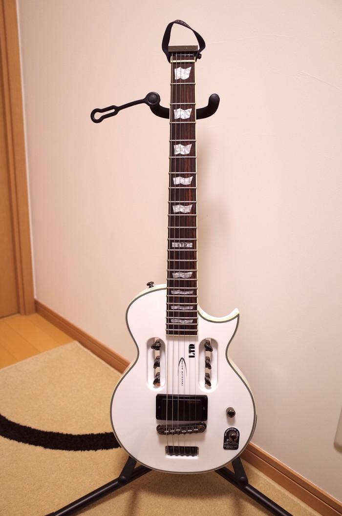 """アメリカから個人輸入した""""Traveler Guitar LTD EC-1"""""""