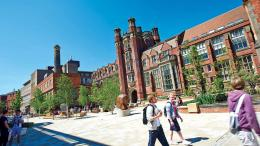 Research Scholarships in UK