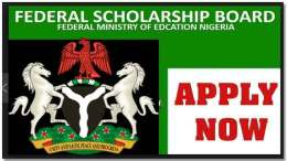 Federal Government Scholarship 2019/2020