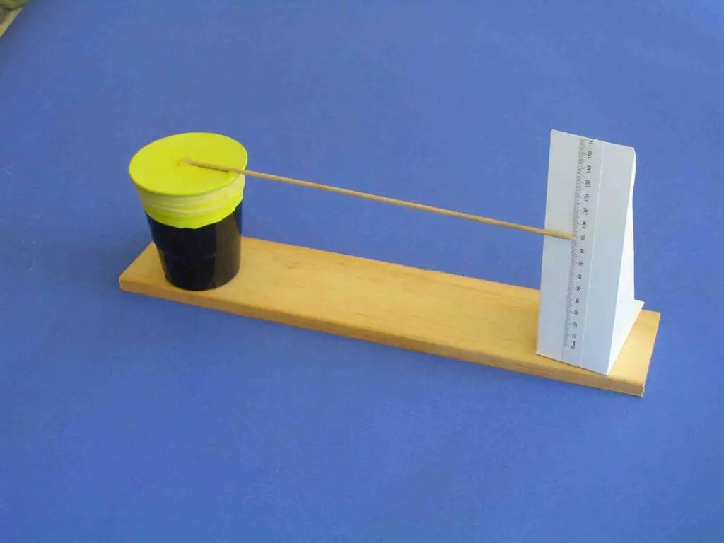 Simple Barometer