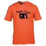 Happy Camper Caravan – premium T-Shirt or Hoodie