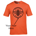 Manchester Bee – Manchester Since (Add Your Own Year)