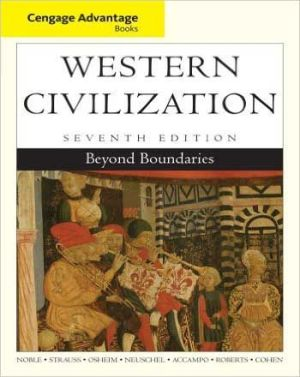 Western Civilization Beyond Boundaries 7th Edition Test Bank By Noble