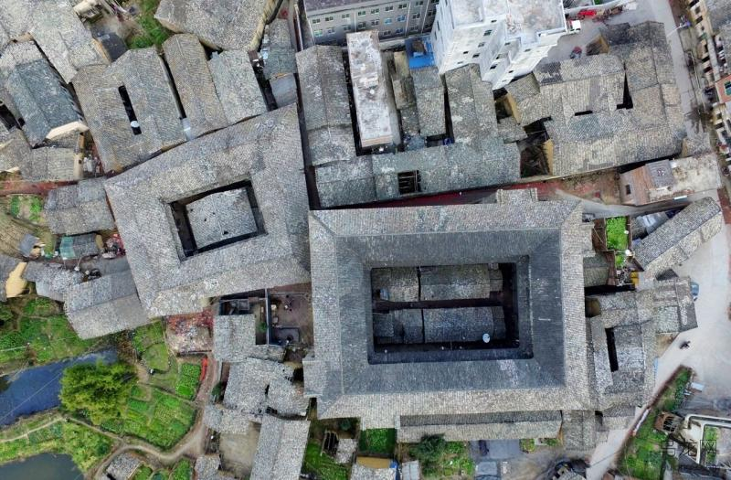Hakka dwellings