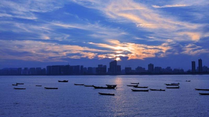 Hangzhou Qiantang River tour