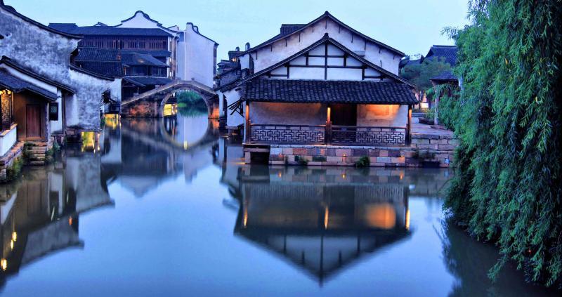 Shanghai Wuzhen tours
