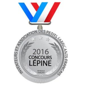 Gagnant du concours Lepine 2016