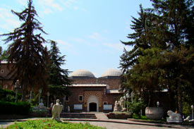 Ankara-Turkey-Museum-of-Anatolian-Civilizations