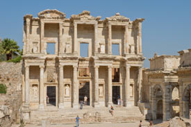 Ephesus-Turkey-Celcius-Library