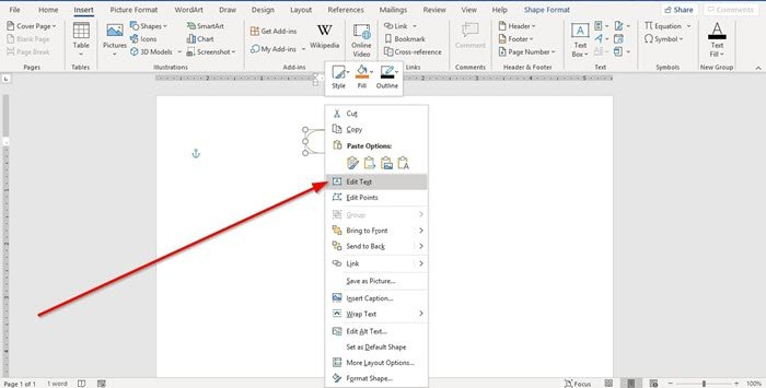How to Make a Flowchart in Word