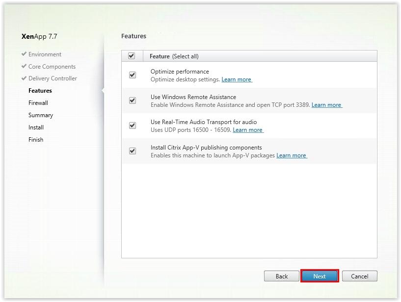 Citrix_XenApp_7.7_Install_Virtual_Delivery_Agent_08