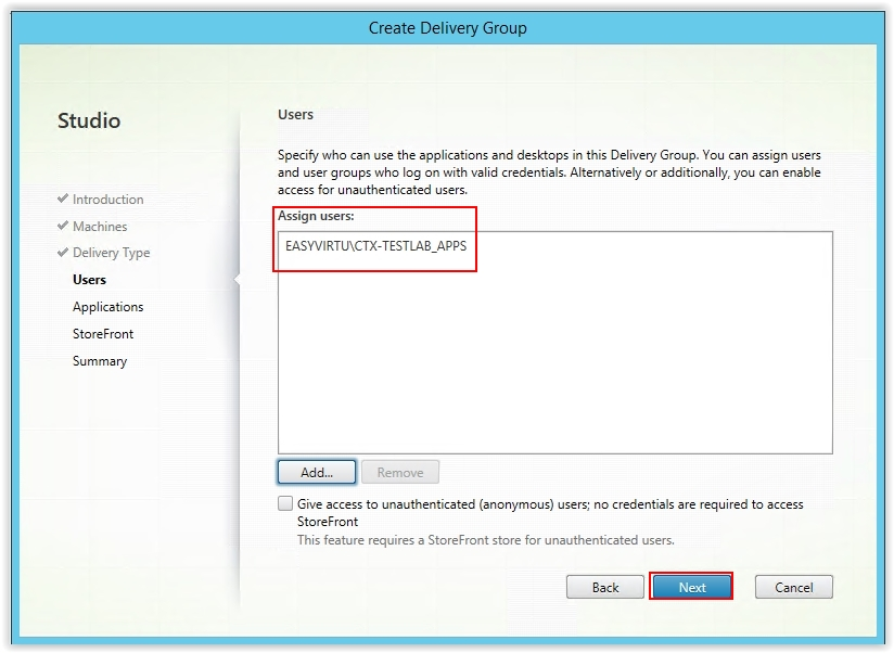 Installing and Configuring Citrix XenApp 7 7 – Part 5