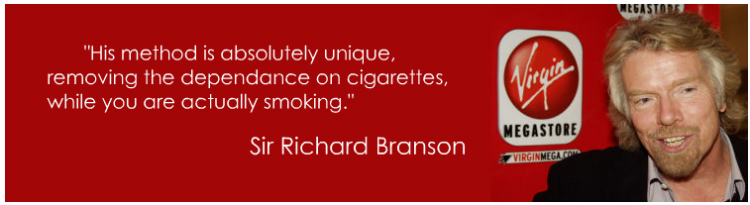 Sir Richard Branson Endorsement