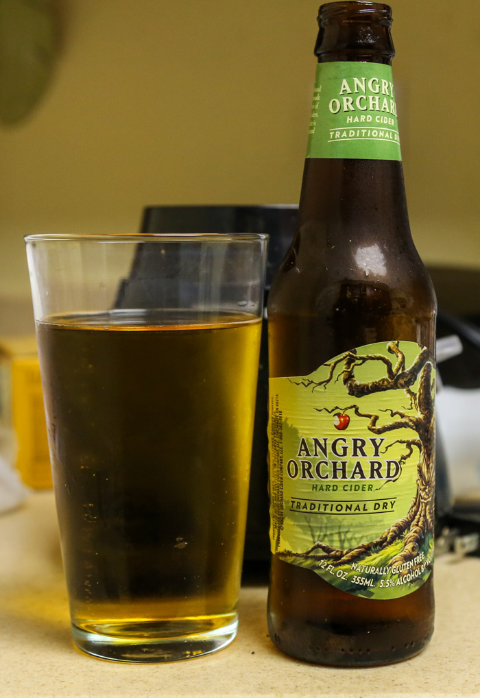 Angry Orchard Cider Disney World Gluten Free Review
