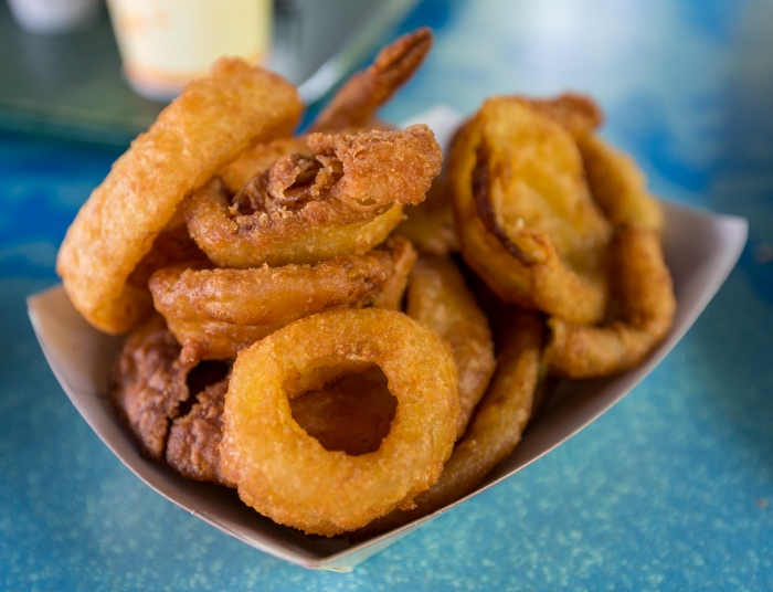 Flame Tree Onion Rings Snack Credit