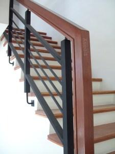 Narra Stair (Vista Real)