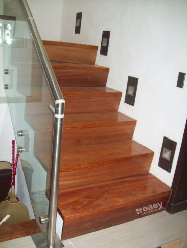 Narra Step + Tanguile Riser (Mahogany Place)