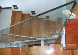 Narra Step + Tanguile Riser (Mahogany Place)