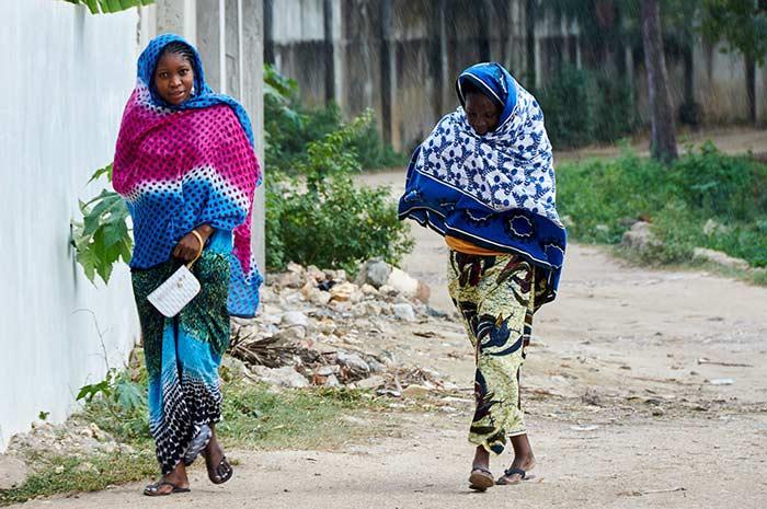 malaria zanzibar periodo piogge