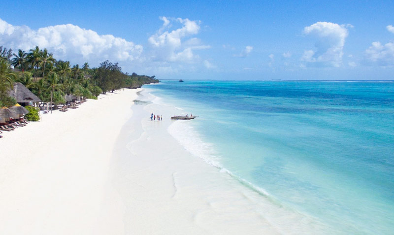 Zanzibar vacanza fai da te Kiwengwa
