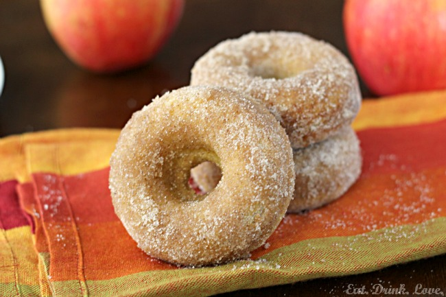 Image result for BAKED APPLE CIDER DONUTS