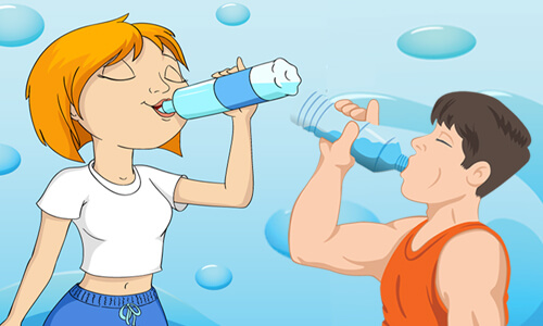 Drink Water After Cardio Workout