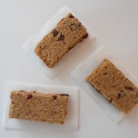 Homemade & FreeFrom Energy 'Flapjacks' (or 'Bites'!) [Vegan & Gluten Free]
