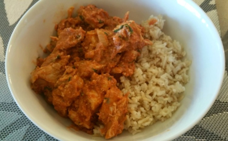 This Chicken Tikka Masala will make you holla'!