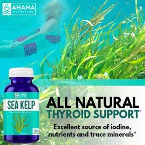 sea kelp for thyroid support