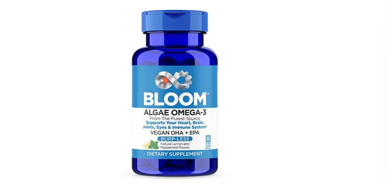 vegan algae omega 3