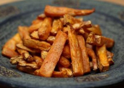 sweet potato chips recipe dairy free gluten free paleo vegan