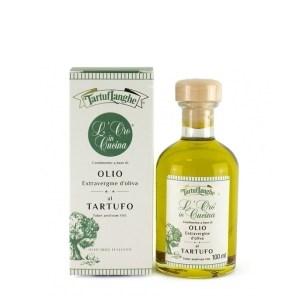 Huile d'Olive Extra vierge aromatisée à la la truffe noire 100ml