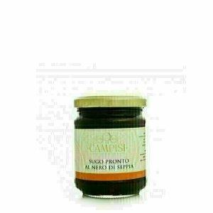 Sauce à l'encre de seiche 220g