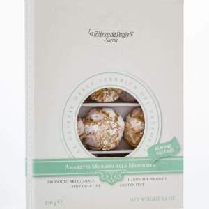 Amaretti tendres aux amandes 250g