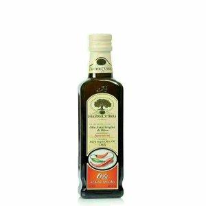 Huile d'olive extra vierge au Piment 250ml