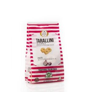 Tarallini aux oignons 230g