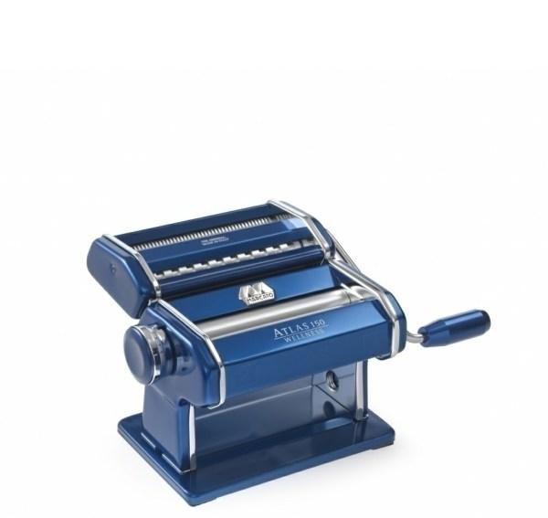 Machine à Pâtes Manuelle Bleu Atlas