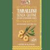 Tarallini sans gluten à l'huile d'olive extra vierge 180g