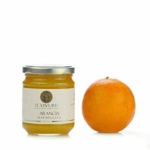 Marmelade d'oranges sans pectine 220g